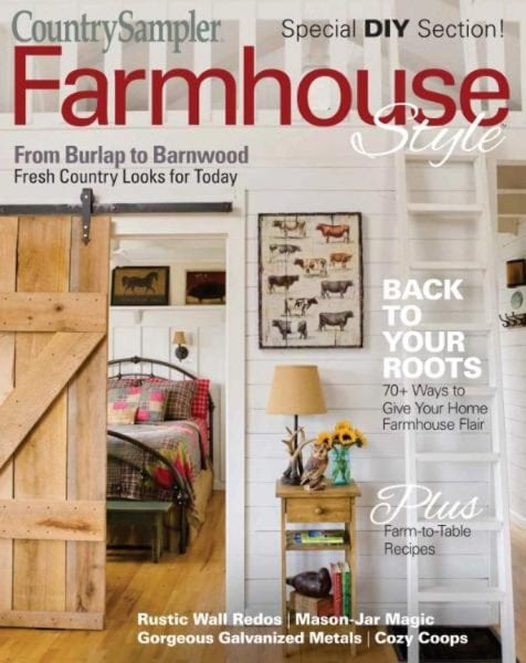 Country Sampler Farmhouse Style Winter 2018 Pdf