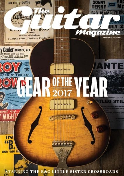Download The Guitar Magazine — January 2018