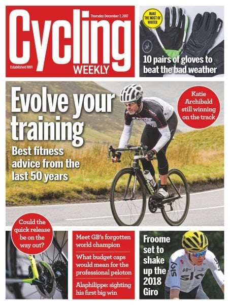 Download Cycling Weekly — December 07, 2017