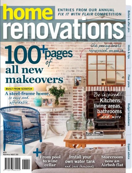 Download Home Renovations South Africa — November 2017