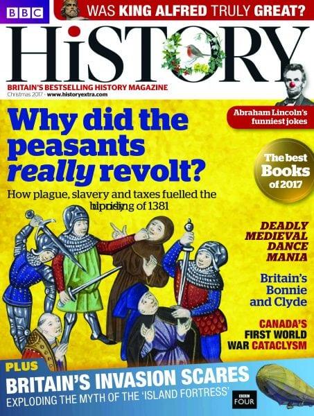 Download BBC History UK — Christmas 2017