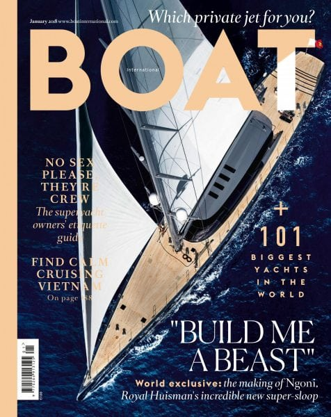 Download Boat International — January 2018