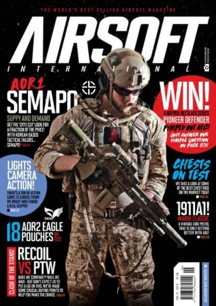 Download Airsoft International — January 2018