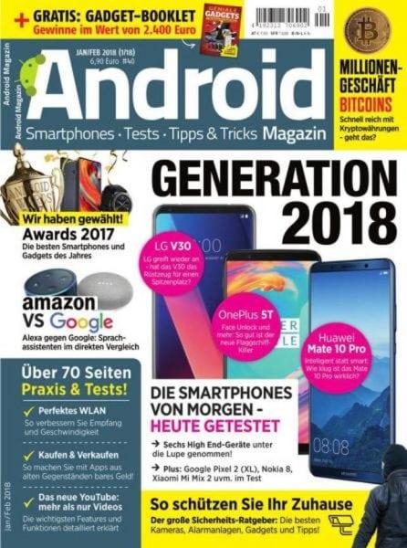 Download Android Magazin — Januar-Februar 2018