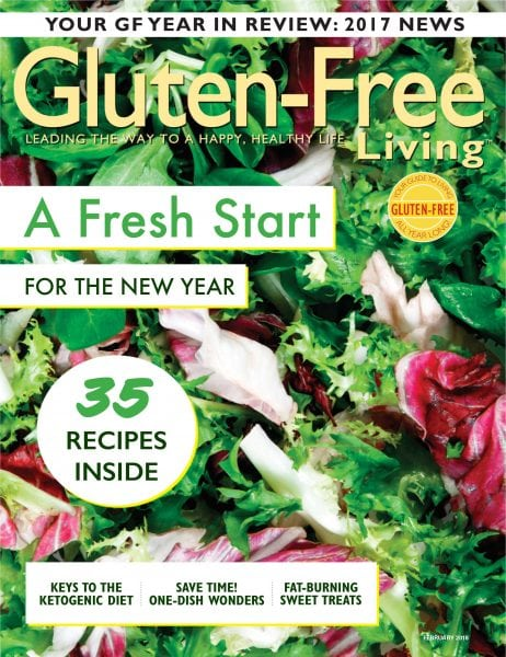 Download Gluten-Free Living — January 01, 2018