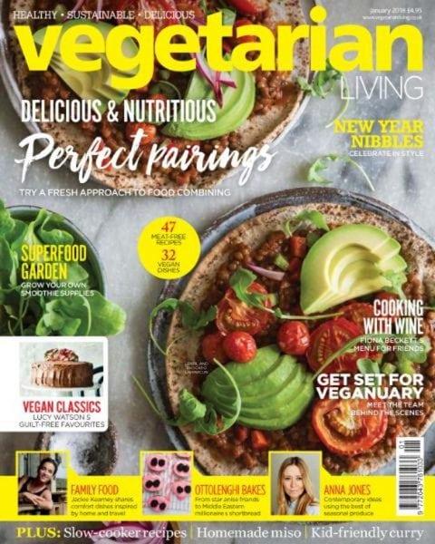 Download Vegetarian Living — January 2018