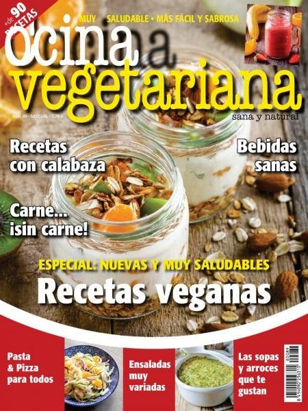 Download Cocina Vegetariana — diciembre 2017