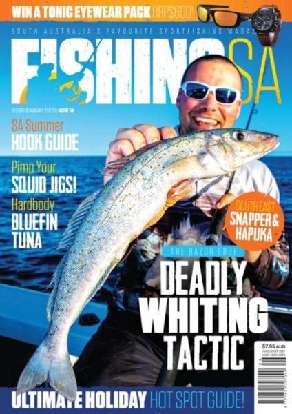 Download Fishing SA — December 2017 — January 2018