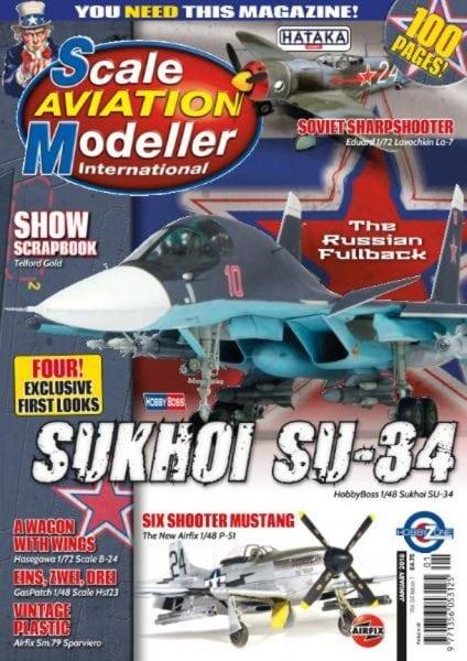 Download Scale Aviation Modeller International — Janaury 2018