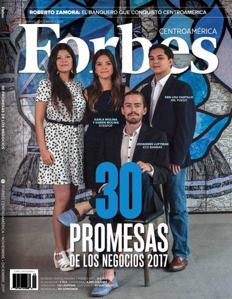 Forbes Centroamérica — noviembre 2017