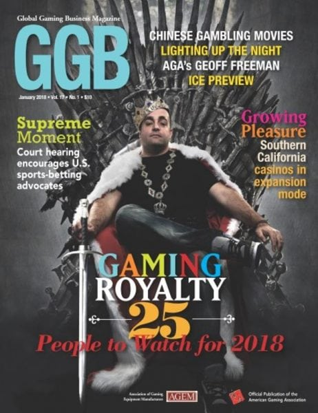 Download Global Gaming Business — January 2018
