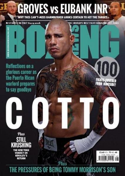 Download Boxing News — November 30, 2017