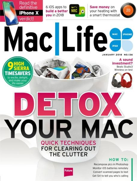 Download Mac Life UK — January 2018