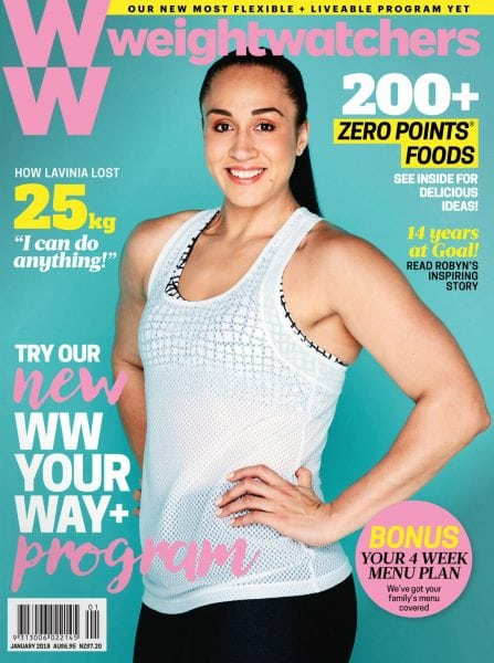 Download Weight Watchers Australia — January 2018