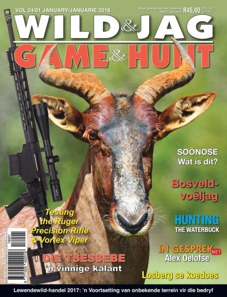 Download Wild&Jag Game&Hunt — December 2017