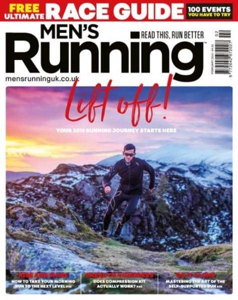 Download Men's Running UK — February 2018