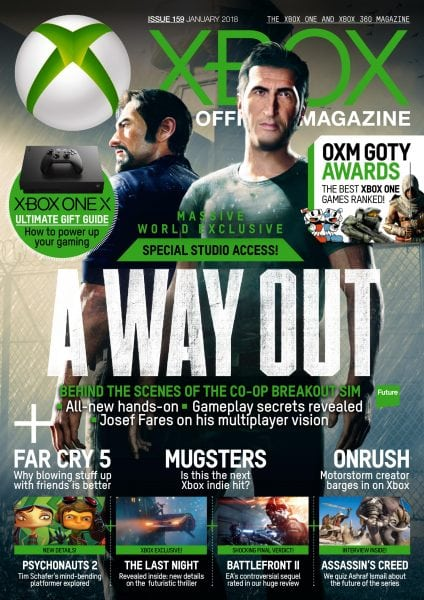 Download Xbox The Official Magazine UK — February 2018