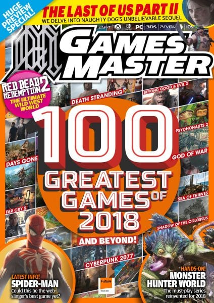 Download Gamesmaster — January 2018