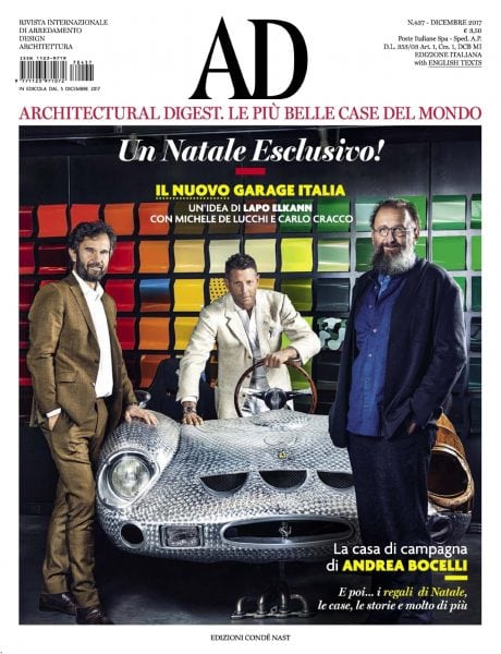 Download AD Architectural Digest Italia — dicembre 2017