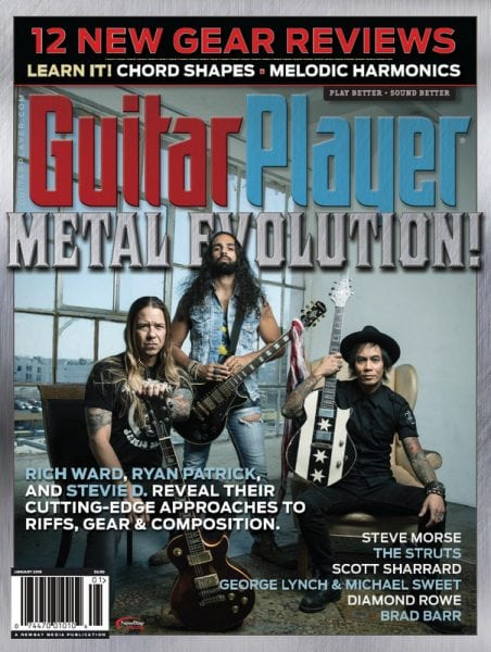 Download Guitar Player — January 2018