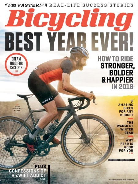 Download Bicycling USA — January 2018