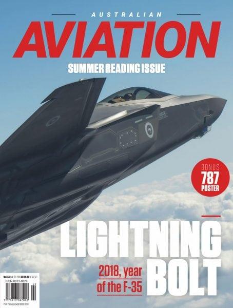 Download Australian Aviation — January 2018