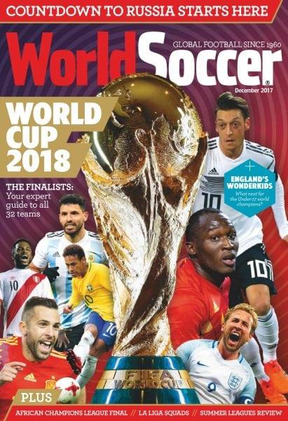 Download World Soccer — December 2017