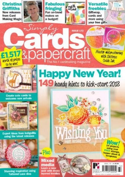 Download Simply Cards & Papercraft — February 2018