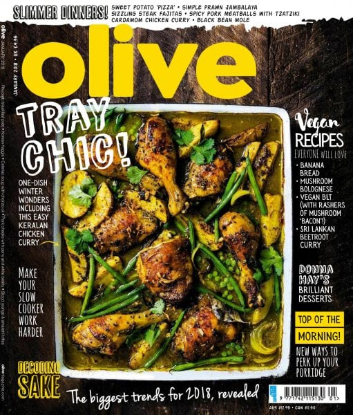 Download Olive — February 2018