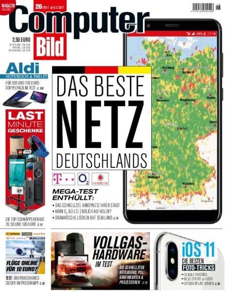 Download Computer Bild Germany — 09. Dezember 2017