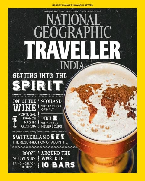 Download National Geographic Traveller India — December 2017