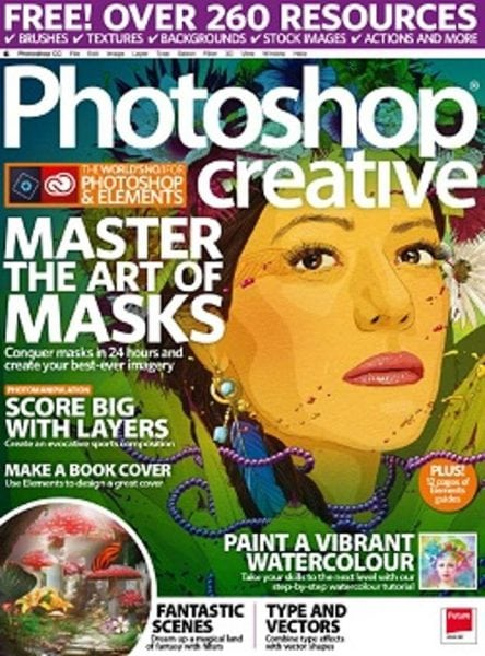 Download Photoshop Creative — Issue 161 2017