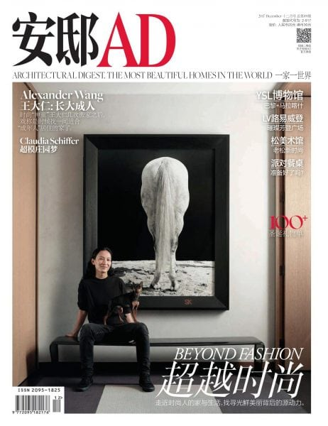 Download AD Architectural Digest China 安邸 — 十二月 2017
