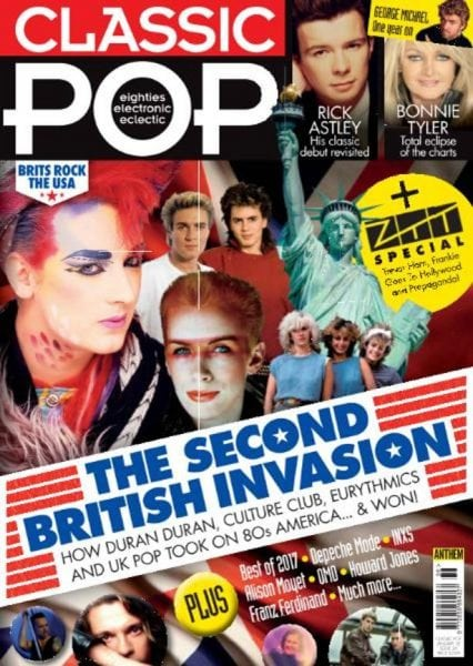 Download Classic Pop — January 2018