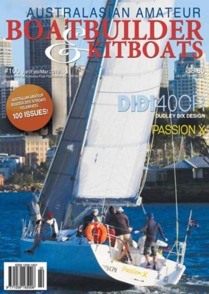 Download Australian Amateur Boat Builder — January 2018