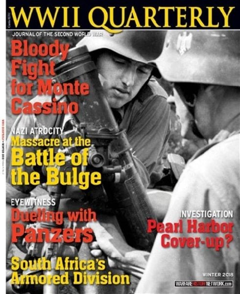 Download WWII Quarterly — Winter 2018