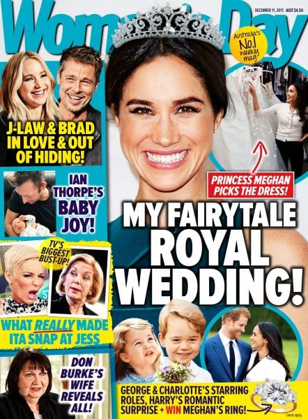 Download Woman's Day Australia — December 11, 2017