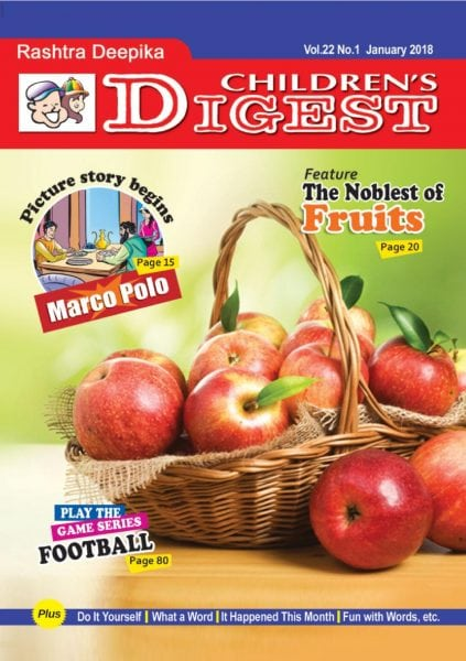 Download Children's Digest — December 2017