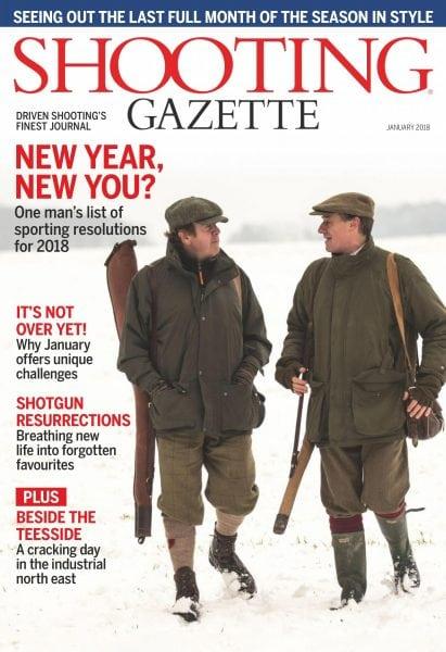 Download Shooting Gazette — January 2018