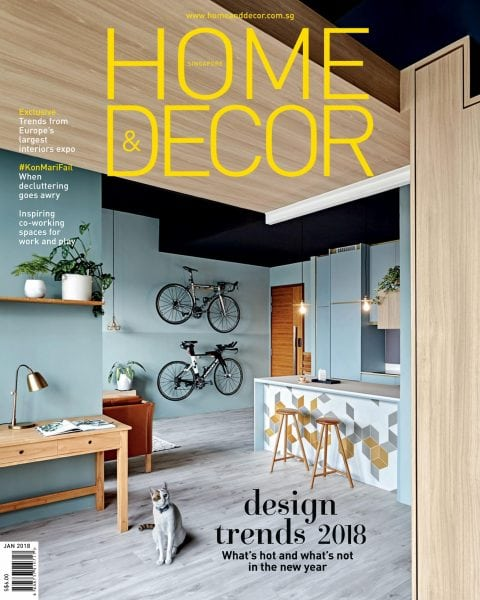 Download Home & Decor — January 2018