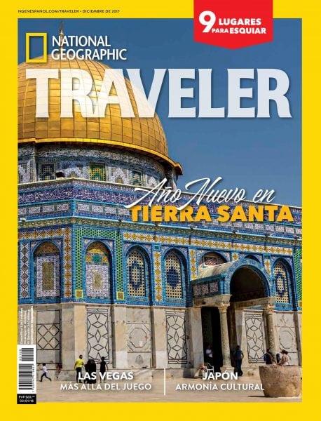 Download National Geographic Traveler en Español — diciembre 2017