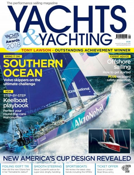 Download Yachts & Yachting — January 2018