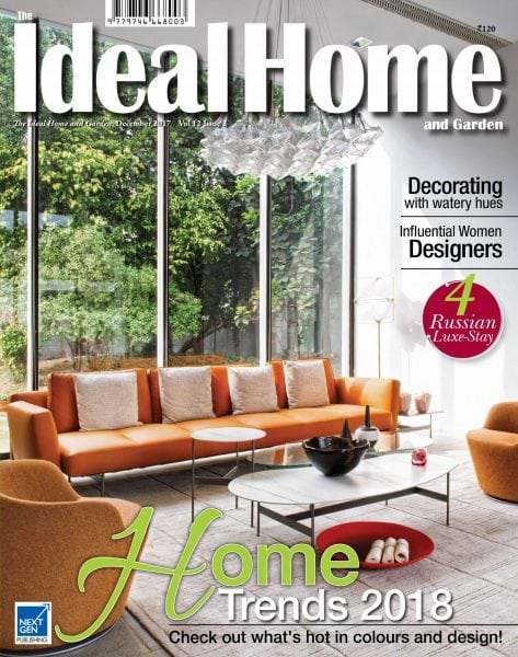 Download The Ideal Home and Garden — December 2017