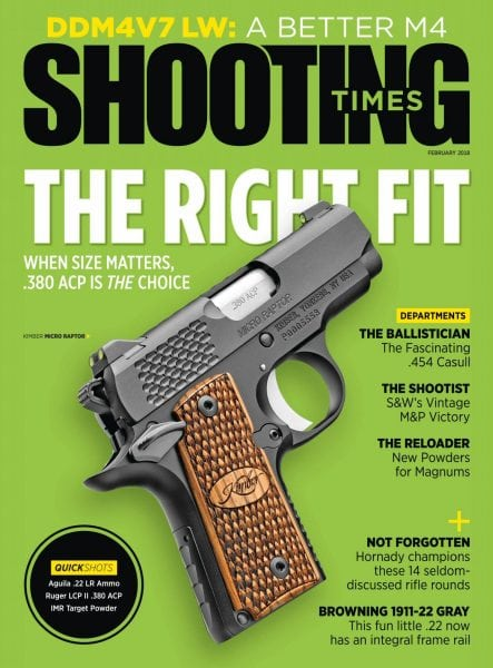 Download Shooting Times — February 2018