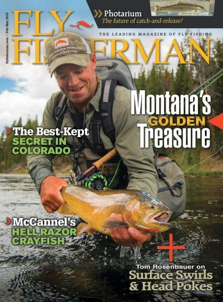 Fly fisherman december 16 2017 pdf download free for Fly fishing magazine