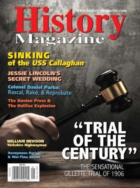 Download History Magazine — December 2017 — January 2018