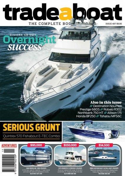 Download Trade-A-Boat — November 2017