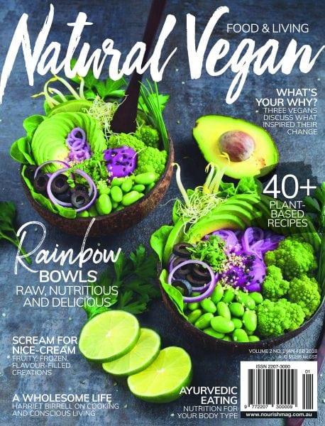 Download Natural Vegan — January 2018
