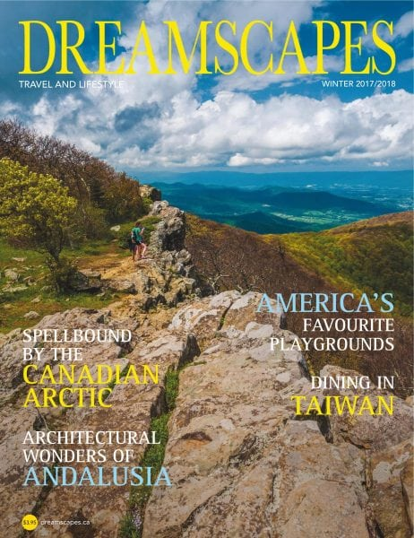 Download Dreamscapes Travel & Lifestyle — November 01, 2017