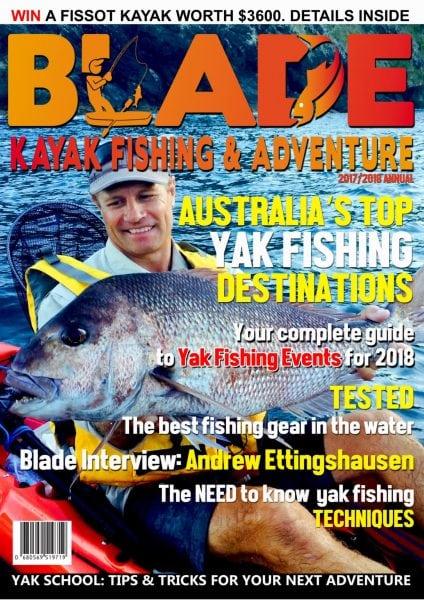 Download BLADE Kayak Fishing & Adventure — December 2017